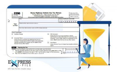 File Form 2290