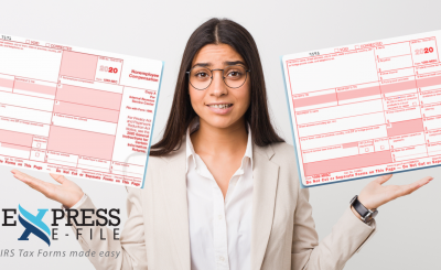 IRS Form 1099-NEC and 1099-MISC Differences