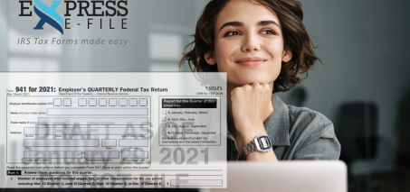 New IRS Form 941 Draft