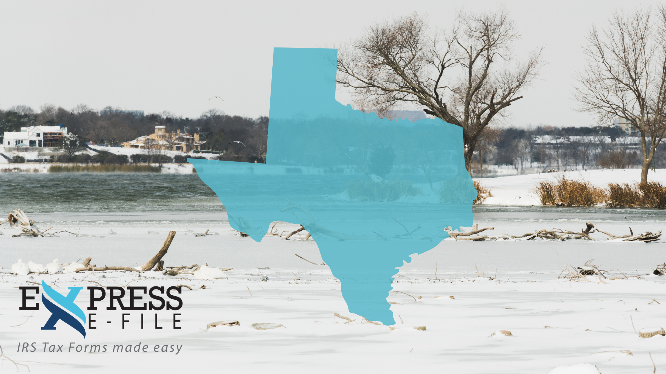 Texas Winter Storm IRS Tax Relief