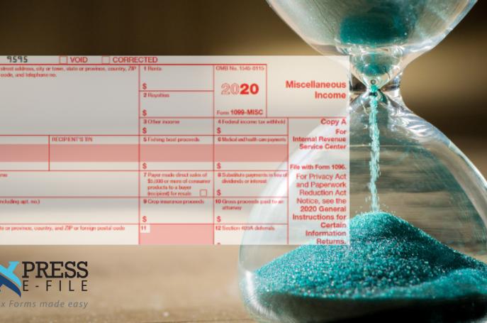 Form 1099-MISC Deadline
