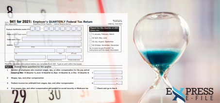 Form 941 Deadline